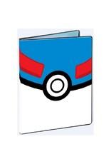 Ultra Pro Pokemon 4-Pocket Portfolio - Great Ball Ultra Pro