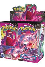 The Pokémon Company Pokemon Sword & Shield Fusion Strike Booster Box