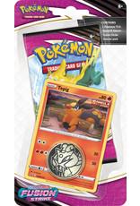 The Pokémon Company Pokemon Sword & Shield Fusion Strike Checklane Blister Tepig
