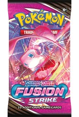 The Pokémon Company Pokemon Sword & Shield Fusion Strike Booster Pack