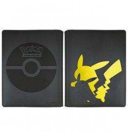 Ultra Pro Pokemon Elite Series Pikachu - 9-Pocket Zippered Pro-Binder