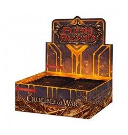 Flesh & Blood TCG - Crucible of War Unlimited Booster Box
