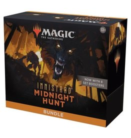 Magic The Gathering Innistrad: Midnight Hunt Bundle MTG