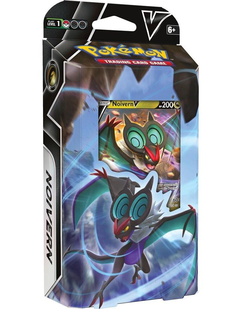 The Pokémon Company Pokemon October V Battle Deck - Noivern V
