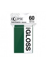 Ultra Pro Eclipse Small Gloss Sleeves - Forest Green Ultra Pro