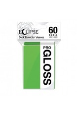 Ultra Pro Eclipse Small Gloss Sleeves - Lime Green Ultra Pro