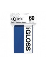 Ultra Pro Eclipse Small Gloss Sleeves - Pacific Blue Ultra Pro