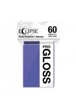 Ultra Pro Eclipse Small Gloss Sleeves - Royal Purple Ultra Pro