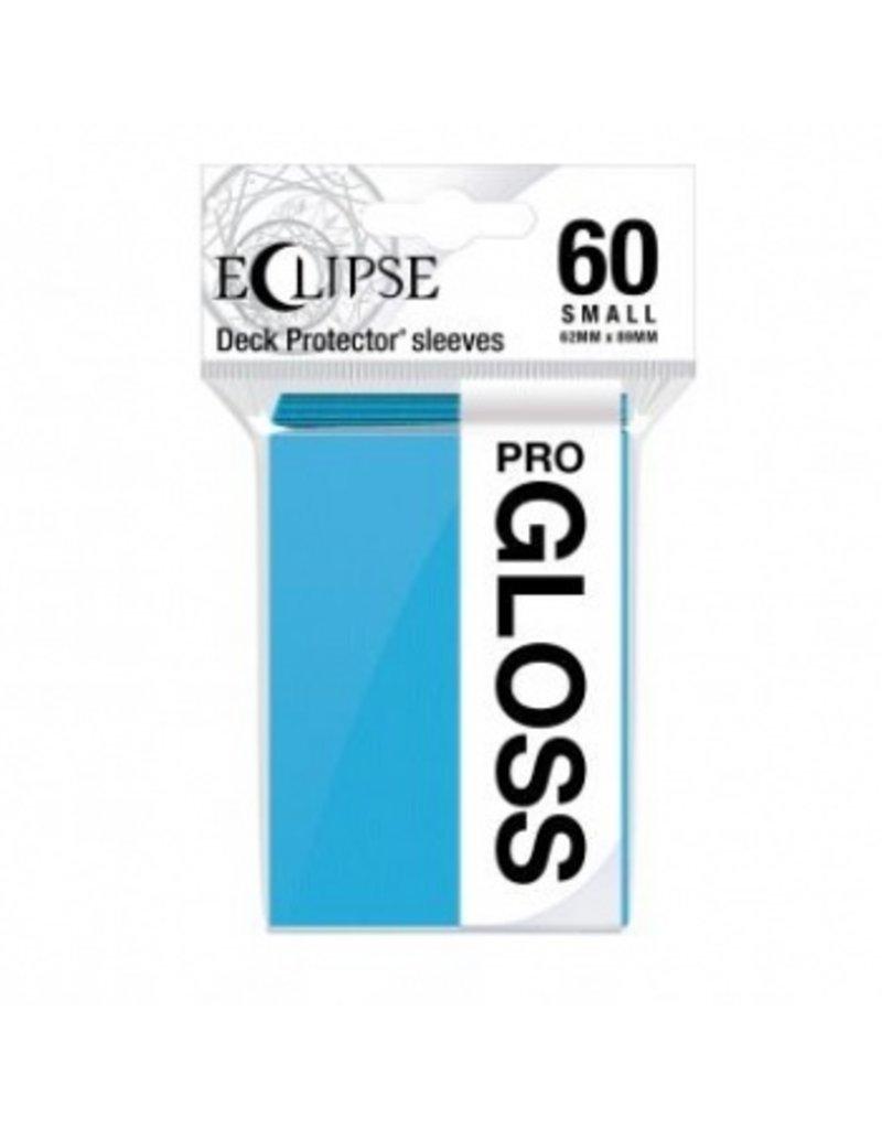 Ultra Pro Eclipse Small Gloss Sleeves - Sky Blue Ultra Pro