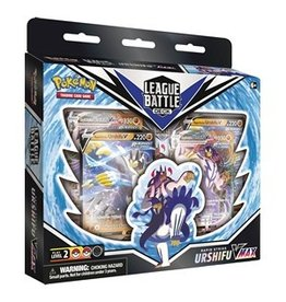 The Pokémon Company Rapid Strike Urshifu Battle Deck Pokemon