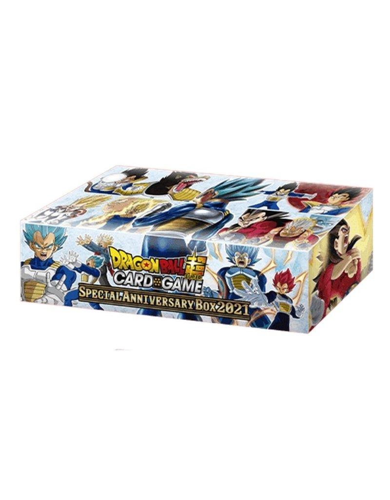 Dragon Ball Super Card Game Dragon Ball Super Card Game Special Anniversary Box 2021 - Vegeta Artwork