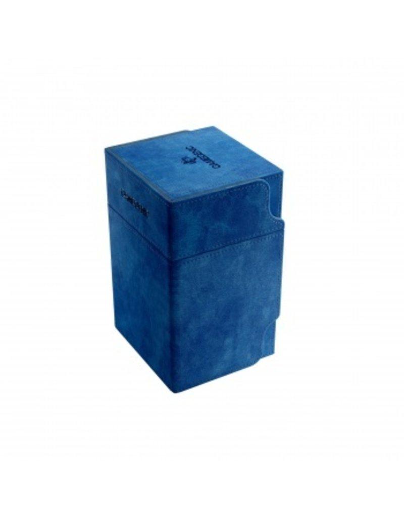 Gamegenic Gamegenic Watchtower 100+ Deck Box (Blue)