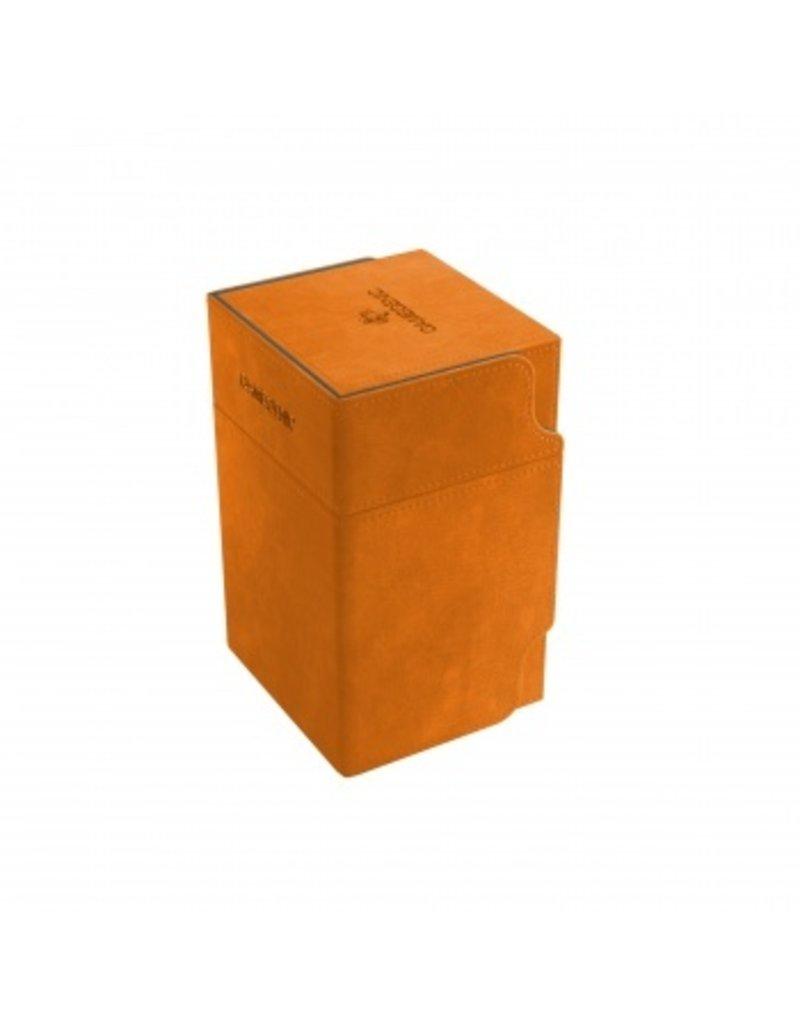 Gamegenic Gamegenic Watchtower 100+ Deck Box (Orange)