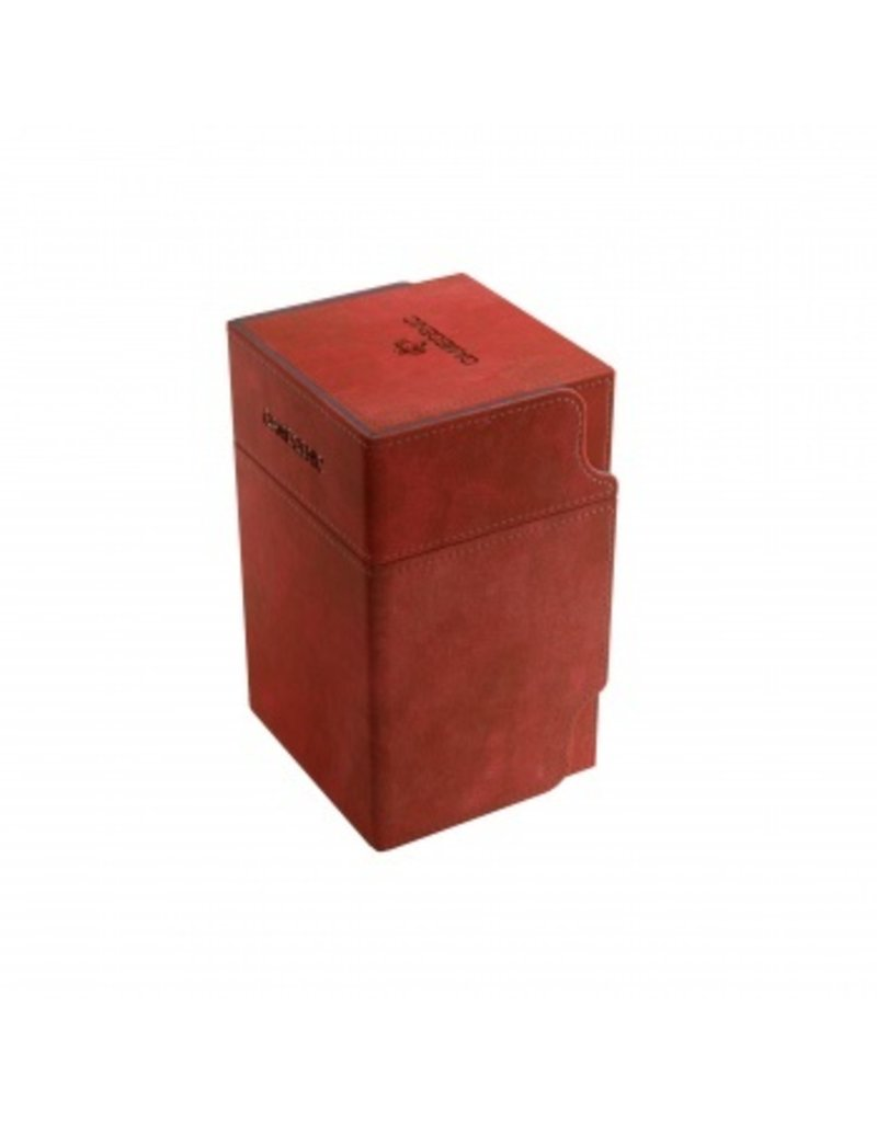 Gamegenic Gamegenic Watchtower 100+ Deck Box (Red)