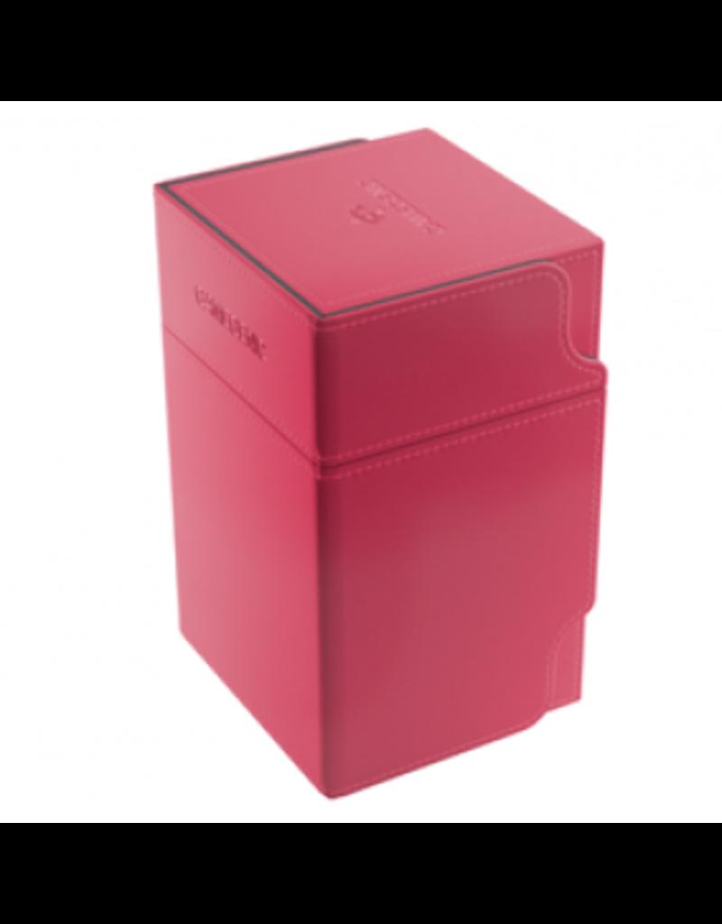 Gamegenic Gamegenic Watchtower 100+ Deck Box (Pink)