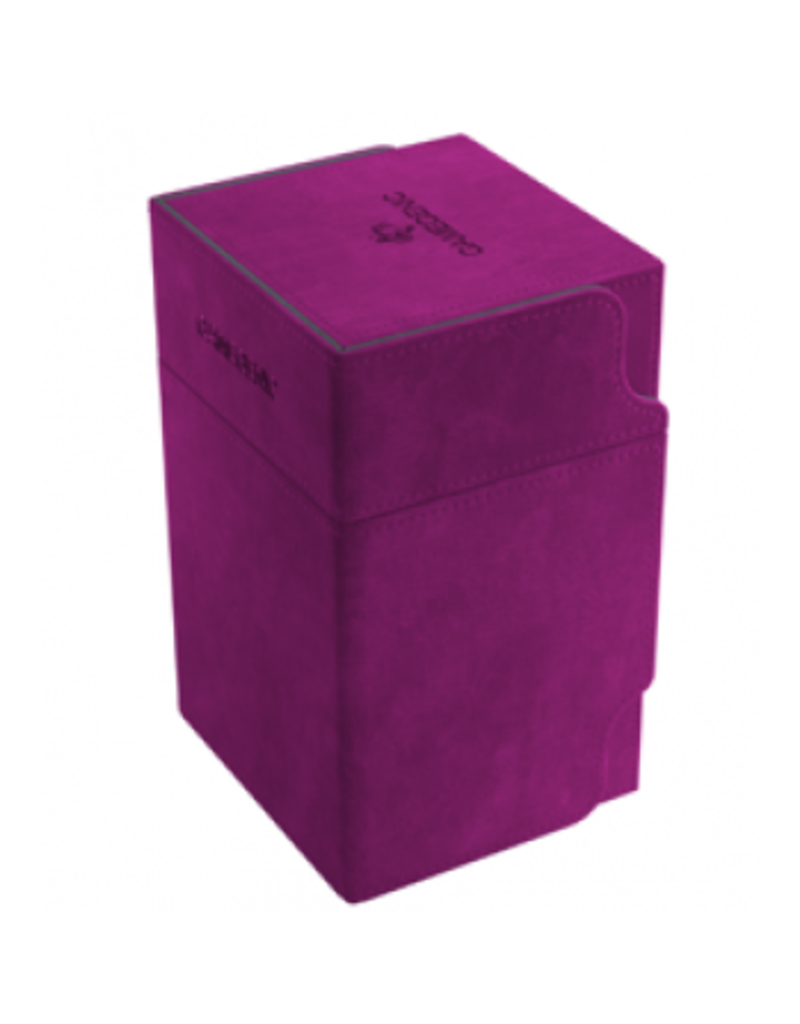 Gamegenic Gamegenic Watchtower 100+ Deck Box (Purple)