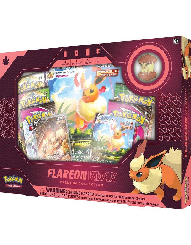 The Pokémon Company Eevee Evolutions Vmax Premium Collection Flareon