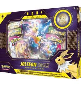The Pokémon Company Eevee Evolutions Vmax Premium Collection Jolteon