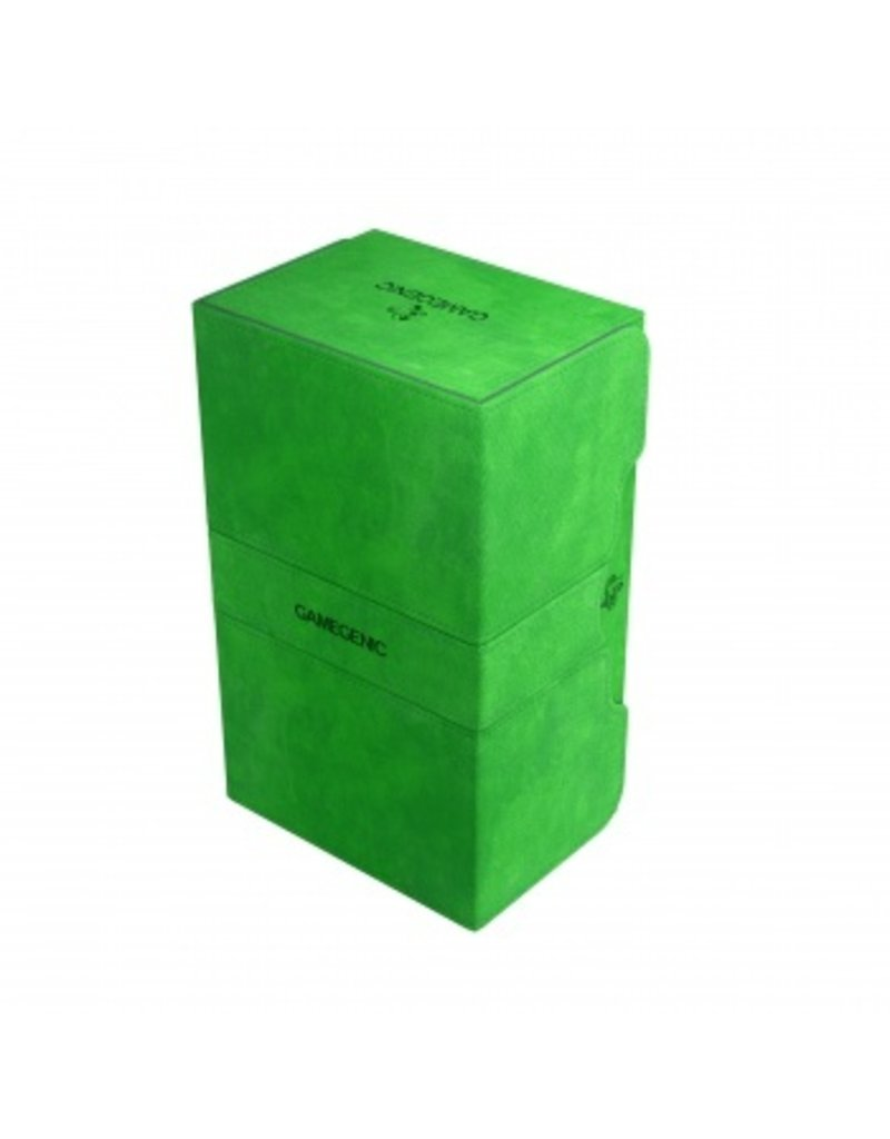 Gamegenic Gamegenic Stronghold 200+ Deck Box (Green)