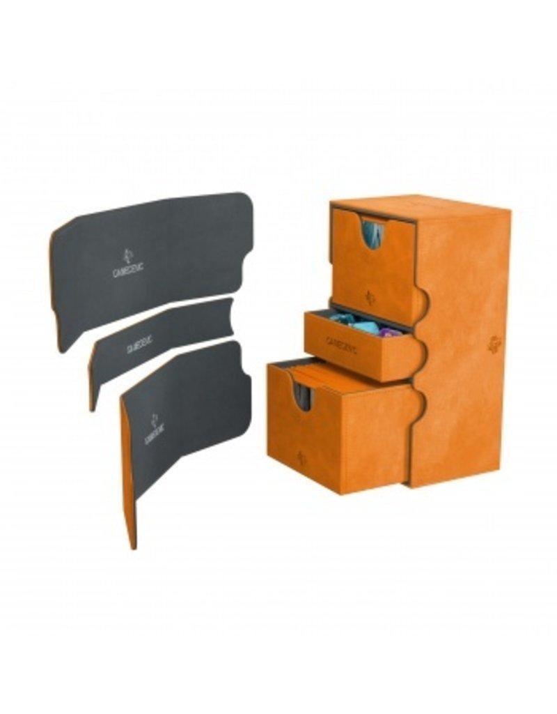 Gamegenic Gamegenic Stronghold 200+ Deck Box (Orange)