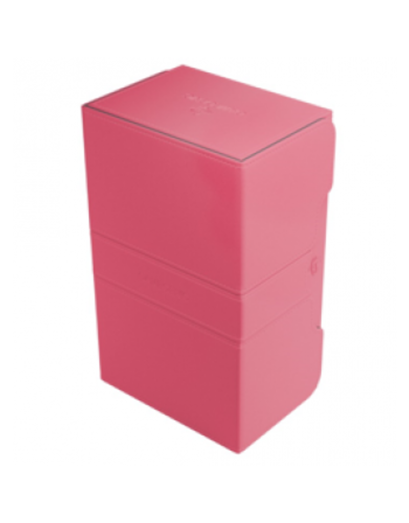 Gamegenic Gamegenic Stronghold 200+ Deck Box (Pink)