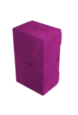 Gamegenic Gamegenic Stronghold 200+ Deck Box (Purple)