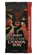 Magic The Gathering Innistrad: Crimson Vow Collector's Booster Pack MTG