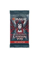 Magic The Gathering Innistrad: Crimson Vow Set Booster Pack MTG