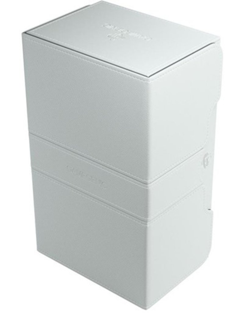Gamegenic Gamegenic Stronghold 200+ Deck Box (White)