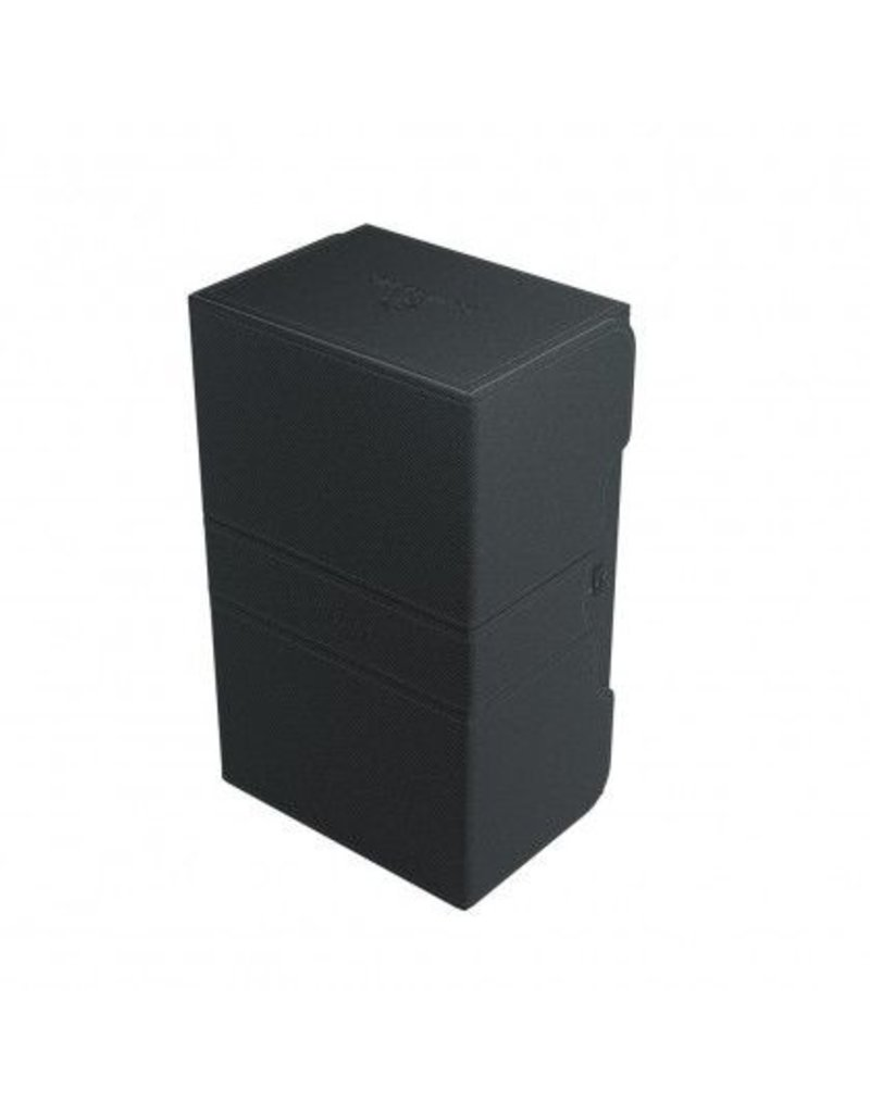 Gamegenic Gamegenic Stronghold 200+ Deck Box (Black)
