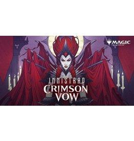 Magic The Gathering MTG Innistrad Crimson Vow Pre-Release Tournament 14-11-2021
