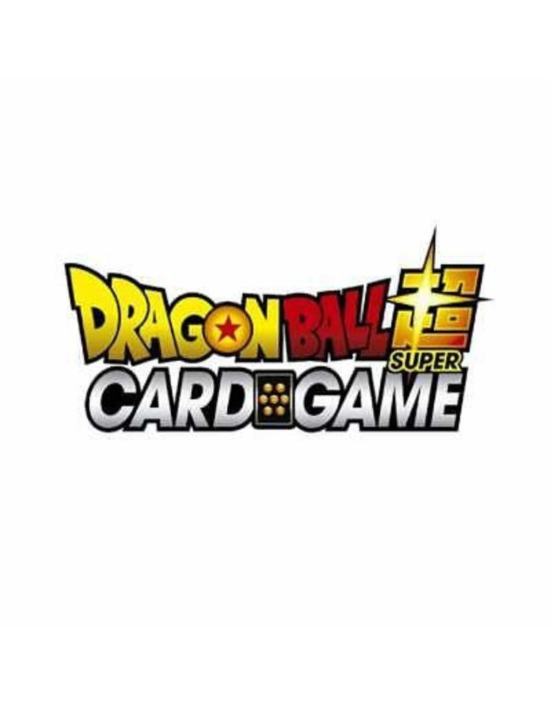 Dragon Ball Super Card Game Dragon Ball Super UW6 Saiyan Showdown Pre-Release Tournament 30-10-2021