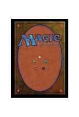 Ultra Pro Classic Magic The Gathering Card Back Standard Sleeves Ultra Pro