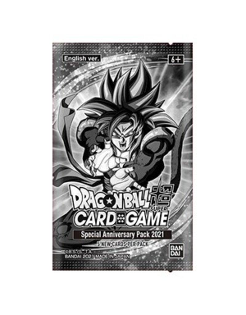 Dragon Ball Super Card Game Special Anniversary Pack 2021 DBS