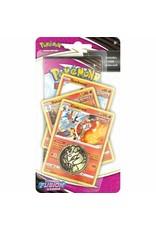 The Pokémon Company Pokemon Sword & Shield Fusion Strike Premium Checklane Blister Cinderace