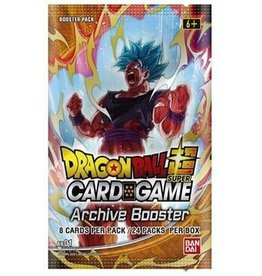 Dragon Ball Super Card Game Dragon Ball SCG Archive Booster Pack