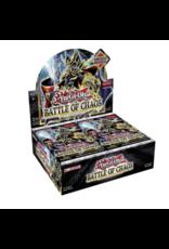 Yu-Gi-Oh! Battle Of Chaos Booster Box Yu-Gi-Oh!