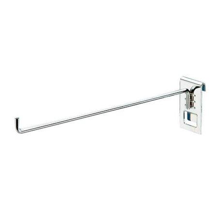 Pen voor draadrooster 30cm, chroom