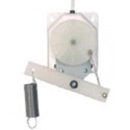 Pendelmotor met swingveer