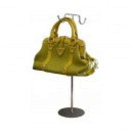 Tassenpresentatie met 4 haken, 38-70 cm