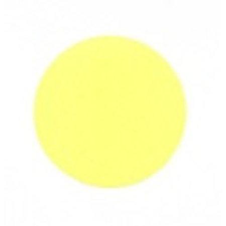 Fluorstickers 35mm geel