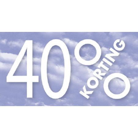 Raambiljet 50x94cm, 40%