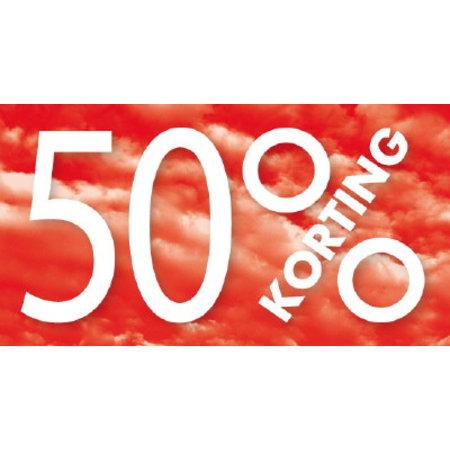 Raambiljet 50x94 cm, 50%
