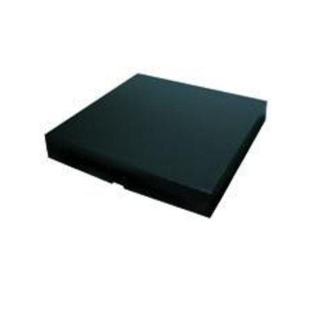 30 x Luxe dozen 21 x 15 + 4,5 cm., Zwart