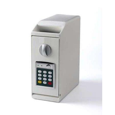 Cash-box met tijdsvertraging