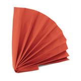 480 x Vloeipapier 50x75cm rood, 20/22 grs