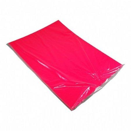 Etalagekarton 48x68 cm fluor roze 380 gr. 25 stuks