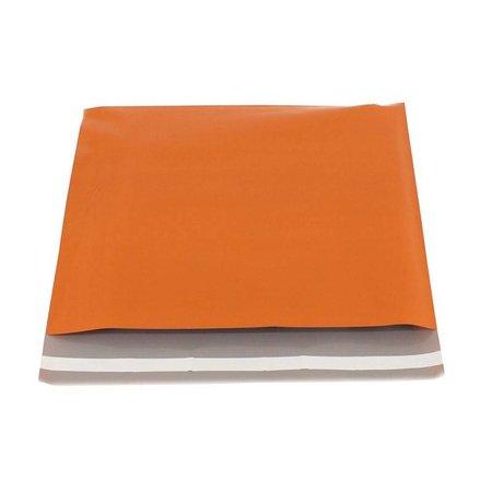 250 x Verzendzakken 40 x 30 cm. + 5 cm., Oranje