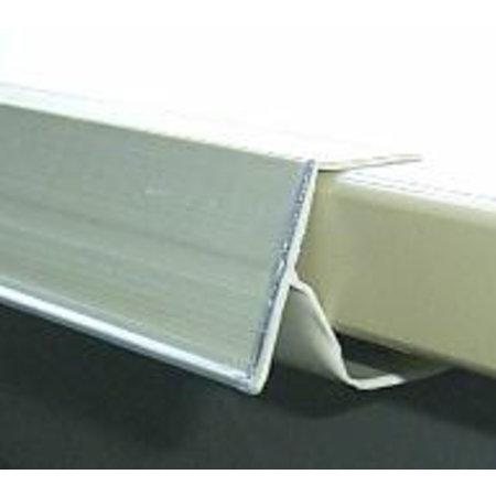 Scannerprofiel etiket 26mm voor plank, 100cm