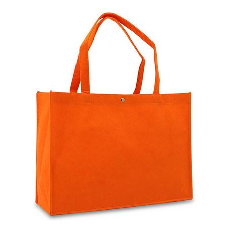 50 x Vilten tassen 45 + 15 x 33 cm., Oranje